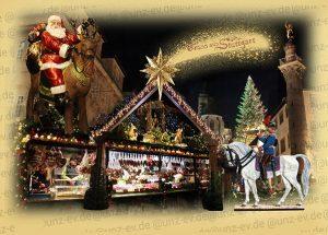 Weihnacht_Demonstration_Postkarte