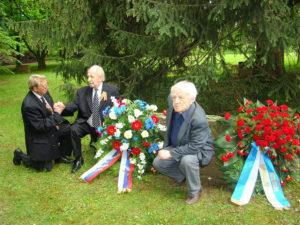 Unseren Veteranen am 9. Mai